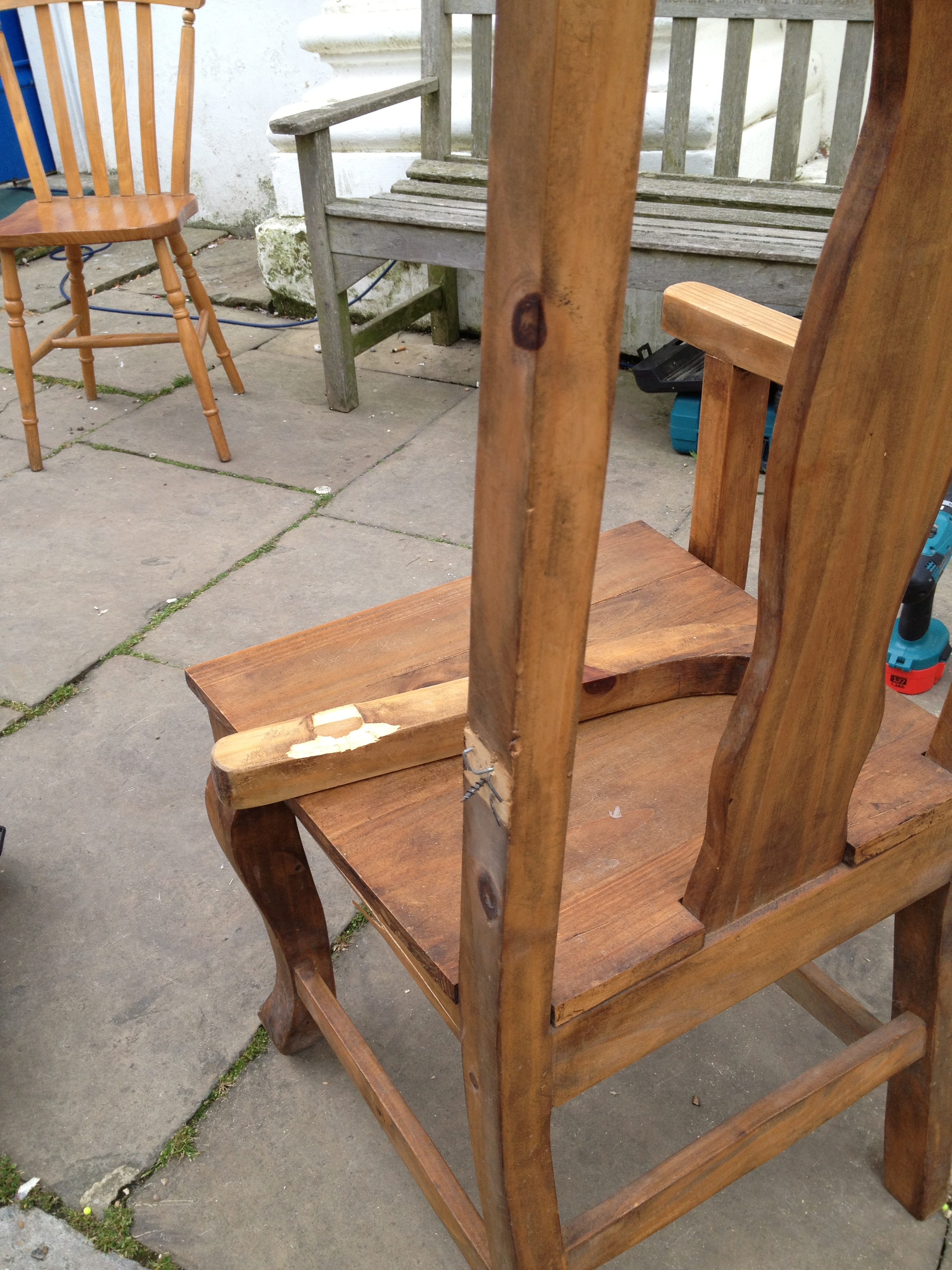chair repair – Brighton Repair Café
